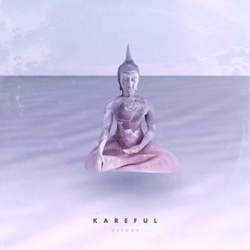 kareful deluge album cover artwork