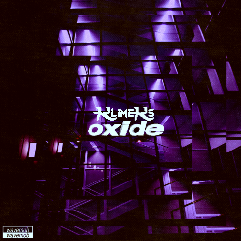 klimeks oxide artwork cover for wavemob