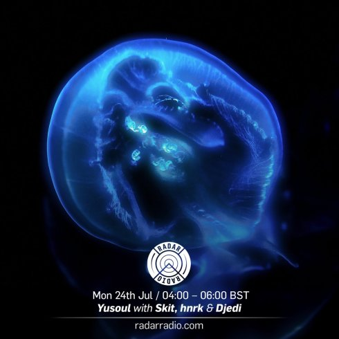 Yusoul w/ Skit, hnrk & Djedi - 25th July 2017