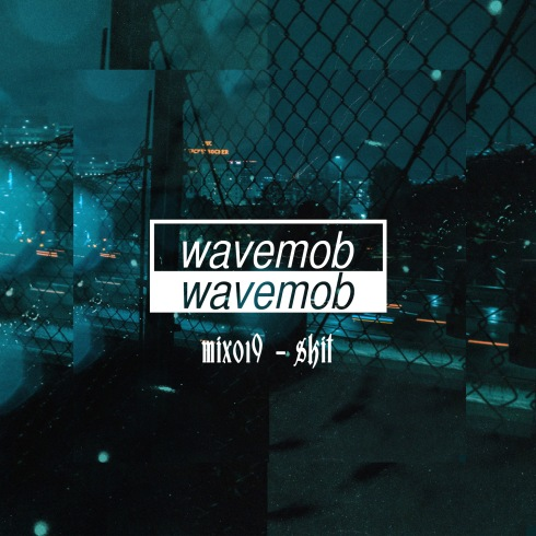 wavemob mix019 - skit artwork